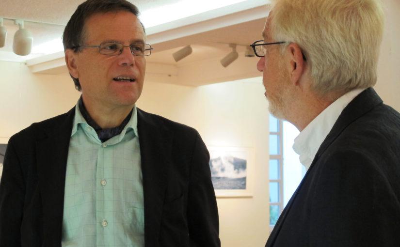 Rolf Frei und Jürgen Glocker